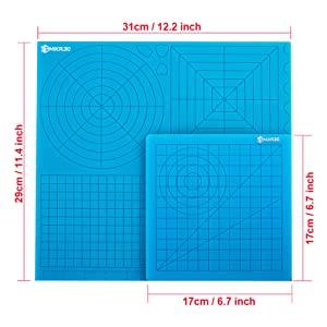 x large size 3d pen mat