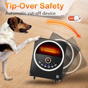 TRUSTECH Digital Electric Heater