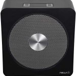 NewAir, Quietheat15B, 1500 Watt Portable Ceramic Space Heater, Heats Up to 250 Square Feet, Black