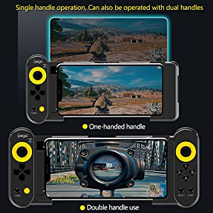 bluetooth controller for iphone, gaming phone. iphone game controller game controller for iphone