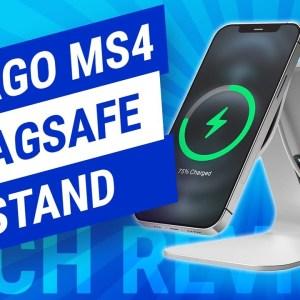 Elago MS4 Apple MagSafe Desktop Charging Stand