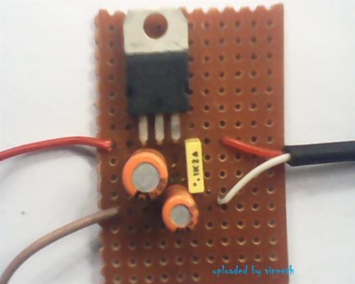 Solar Cell Array Charger With Regulator Electronic Circuits Diagram