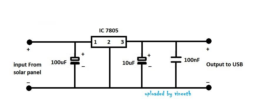 voltage regulator 5v20v project