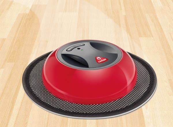 ODuster Robotic Floor Cleaner Review