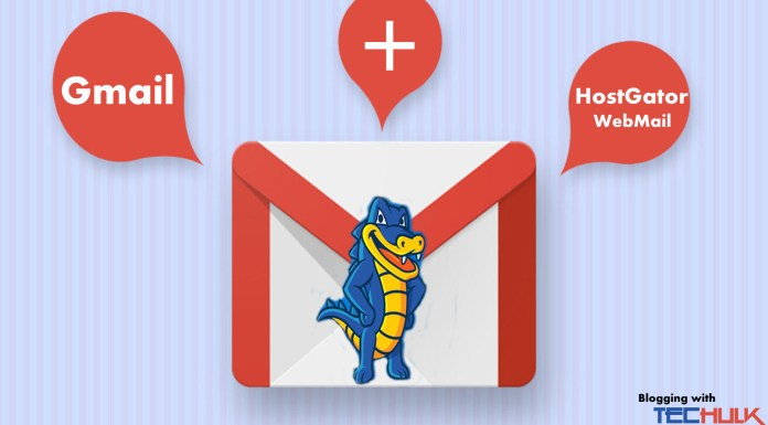 Gmail with HostGator Webmail Integration