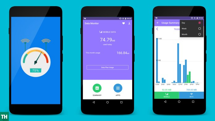 Top best data monitoring apps for android