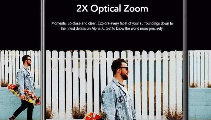 Camera   Maze Alpha X Review