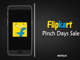 Flipkart Pinch Days Sale