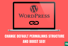 Change Permalinks Structure WordPress