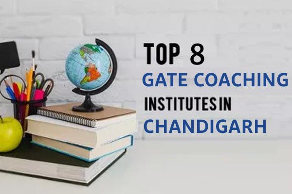 Top 8 gate coaching Institutes Chandigarh
