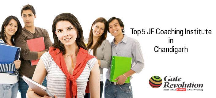 Top 5 JE Coaching Institute Chandigarh
