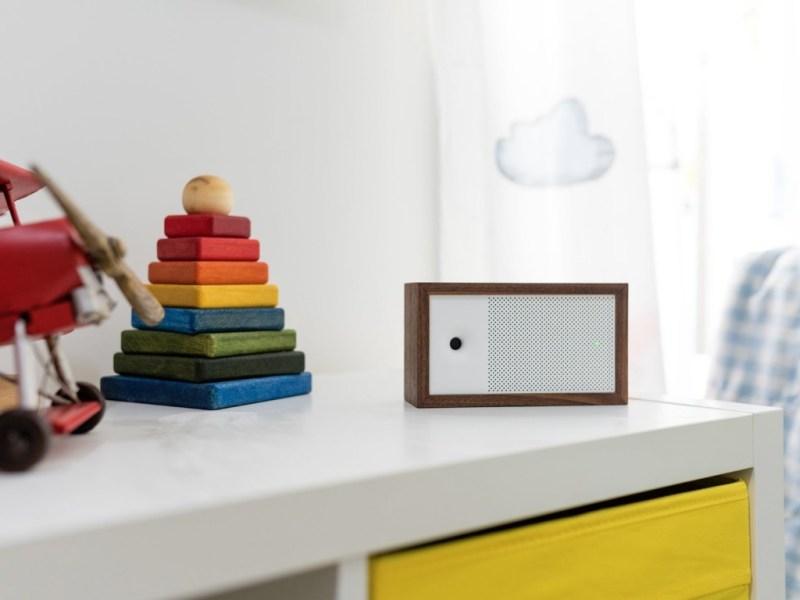 smart air monitor