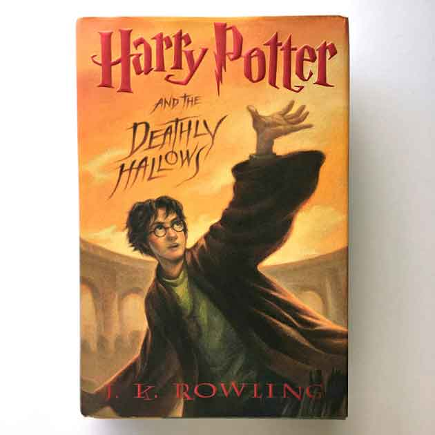 Harry Potter Book 7 Harry Potter and the Deathly Hallows Pdf
