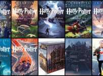 harry potter series 1 to 7 all books pdf and epub download link