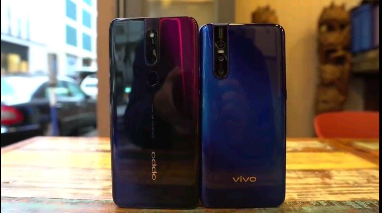 Vivo V15 Pro VS Oppo F11 Pro: Which One Should You Buy? | TechVenge