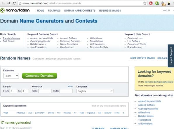 namestation-domain-name-generator