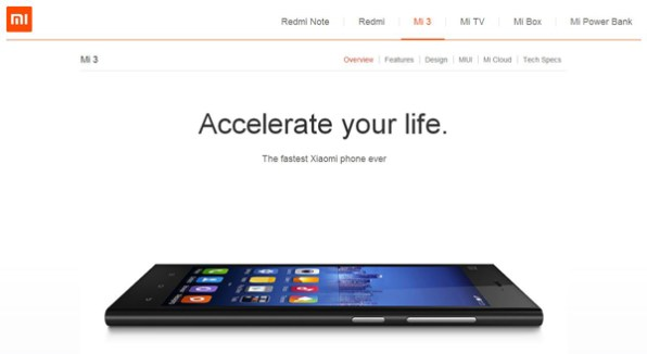 xiaomi-mi3-flipkart-launch-india