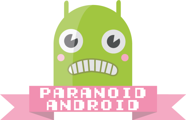 paranoid android-logo-ever