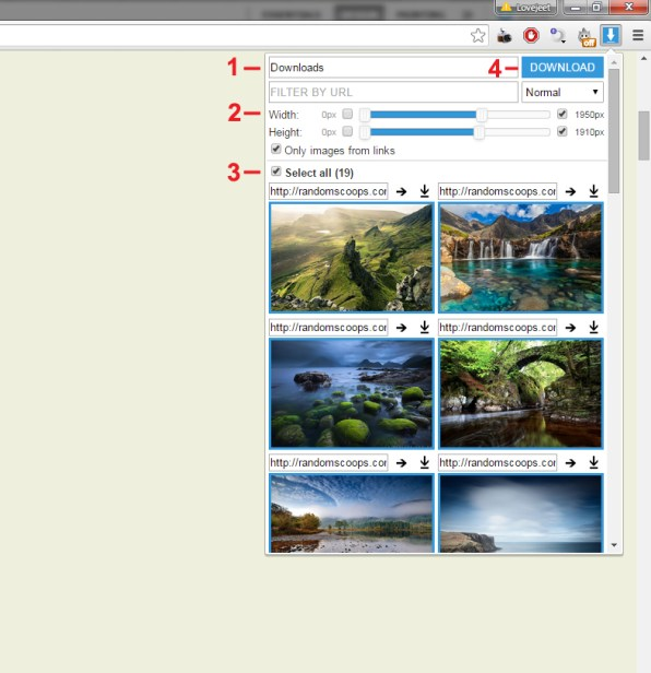 Save-multiple-bulk-images-at-once-in-google-chrome