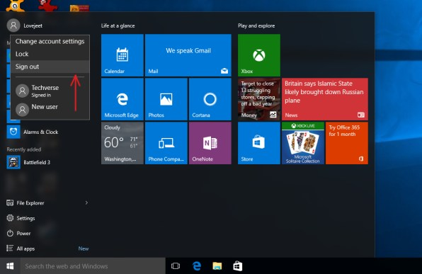sign-out-from-windows-10-user-profile