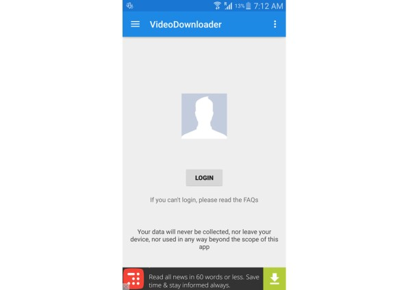 login-myvideodownloader-for-facebook