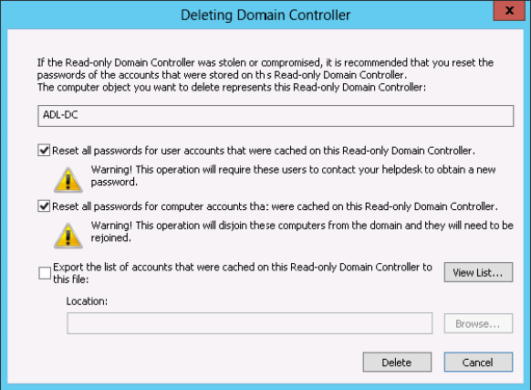 Replication to read only domain controllers rodcs configuring replication to read only domain controllers rodcs yadclub Images