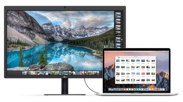 LG Display Ultra Fine 5K