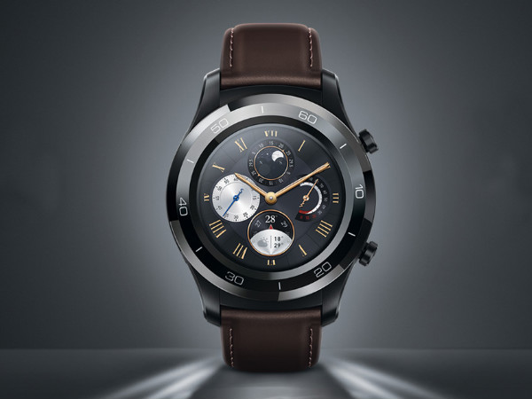 Huawei Watch 2 Pro Launched in China with Android Wear 2.0 and eSim Support