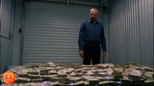 Breaking bad money garage | TechVire