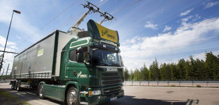 electric truck elektrisarvik