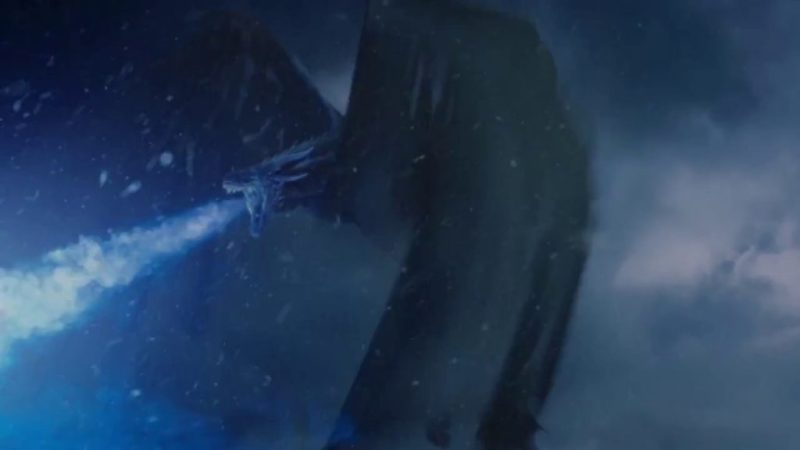 wight viserion game of thrones season 7