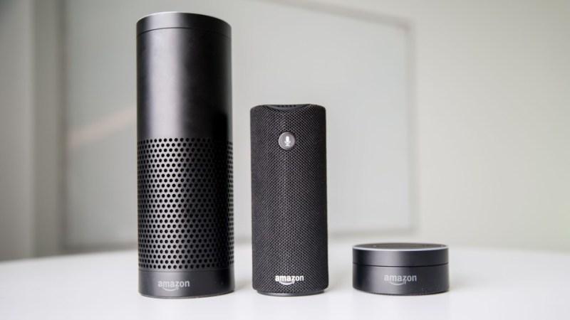 Amazon Echo old