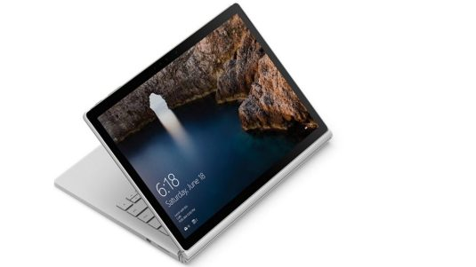 microsoft surface book 1