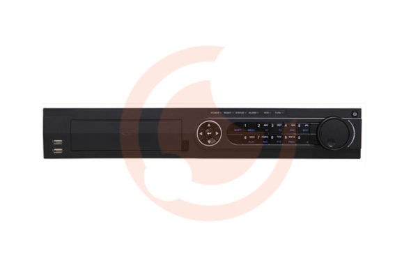 Plug&Play With 16 Channel PoE Interfaces NVR