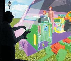 GE Unveils Virtual Reality Lab