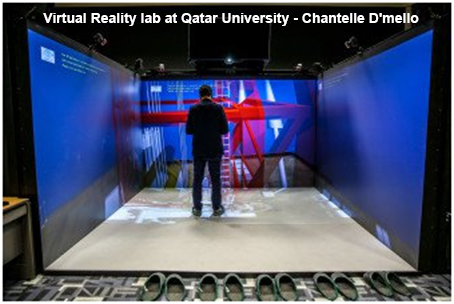 0b950d496bf Virtual Reality Expands reach in Qatar with real life applications ...