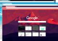 Chrome theme