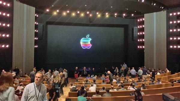 Apple 2020 September event