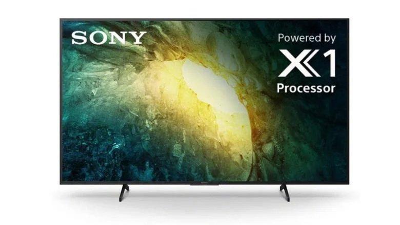 Sony 65-inch class X750H