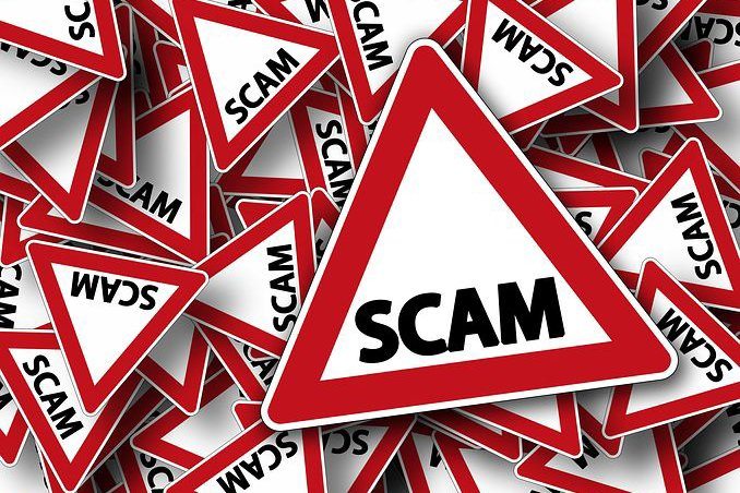 Facebook scam