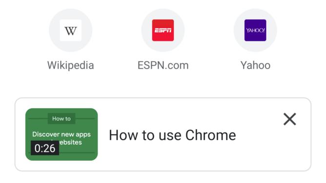 Google Chrome how-tos