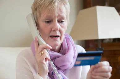 Telephone scams