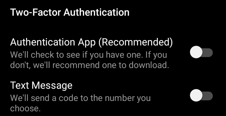 How to set up Two-Factor Authentication for Instagram