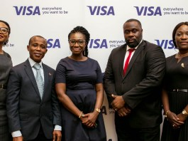 Visa on mobile