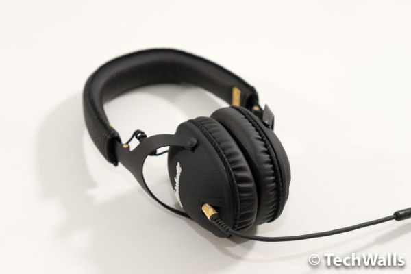 Marshall Monitor Headphones Review The Smallest OverEar