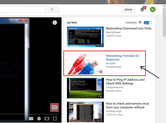 YoutubeVideoPlayerPreview.Hover