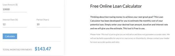 onlinetools-solvid-loancalculator