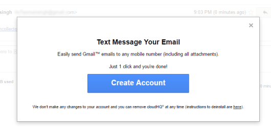 How To Send Any Gmail Email As SMS To Any Contact