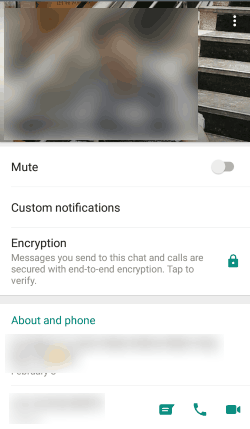 How To Save Profile Picture Of Any WhatsApp User In Your Phone