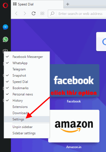 How To Import Microsoft Edge Bookmarks To Opera Browser